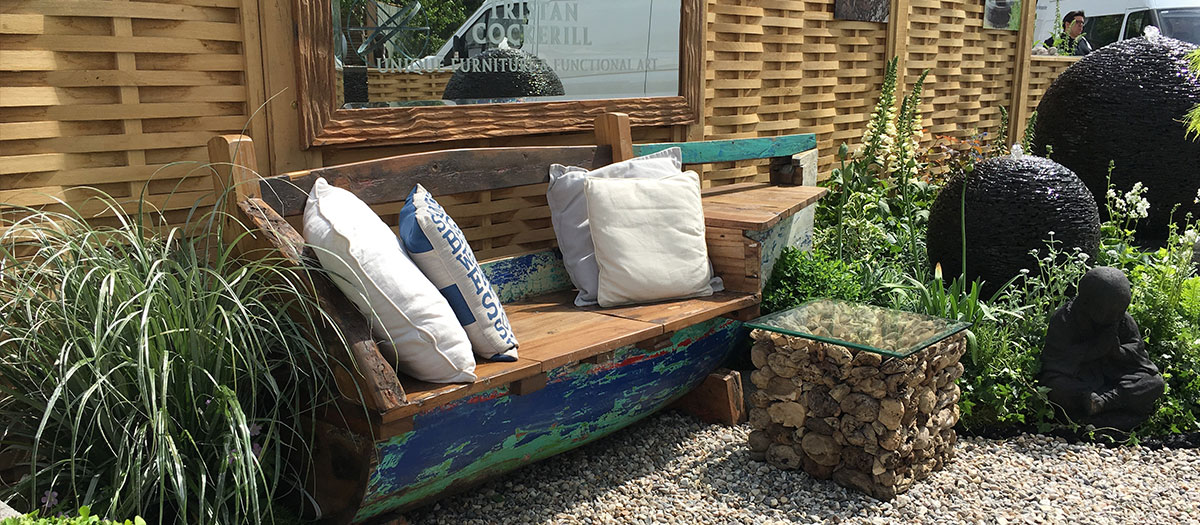 Wooden Boat Seats Tristan Cockerill