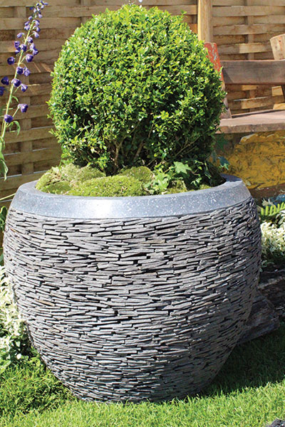 Slate Urns Bird Baths Water Features And Planters